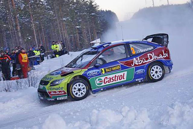 WRC 2010 ps3