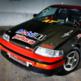 FEATURE CAR>> CRX TURBO LA MAFIA