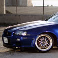 FEATURE CAR>> NISSAN SILVIA S34 (SILVIA + SKYLINE)