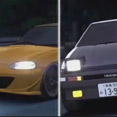 VIDEO>> INITIAL D – 5TH STAGE – EPISODIOS 3 Y 4 – SUB ESPAÑOL