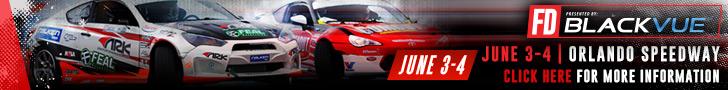 Formula Drift Road Orlando 2016