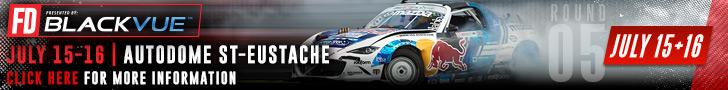 Formula Drift Road Canada 2016